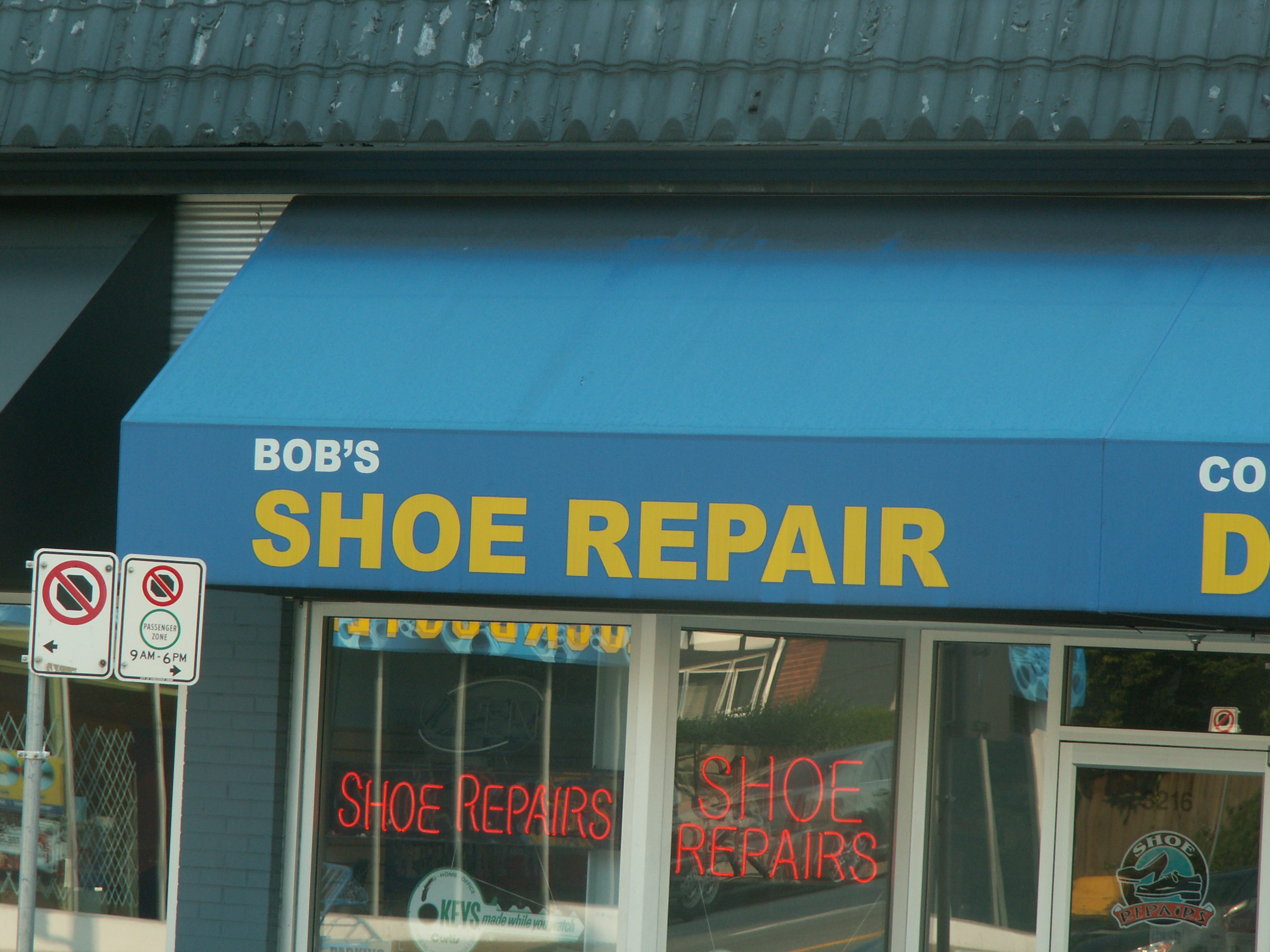 Shoe Repair In Columbia