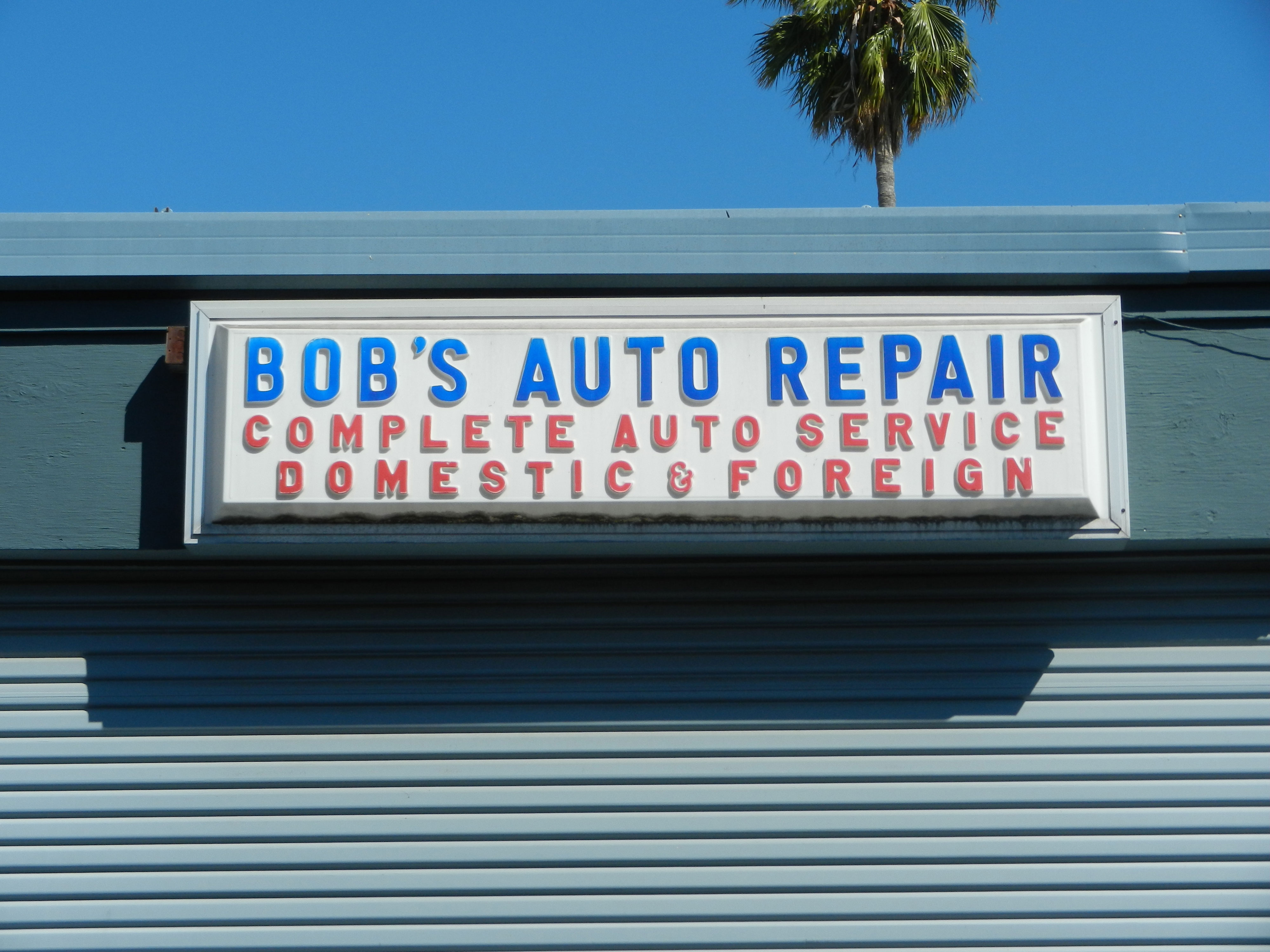 Bob project signs california for Fremont motors service department
