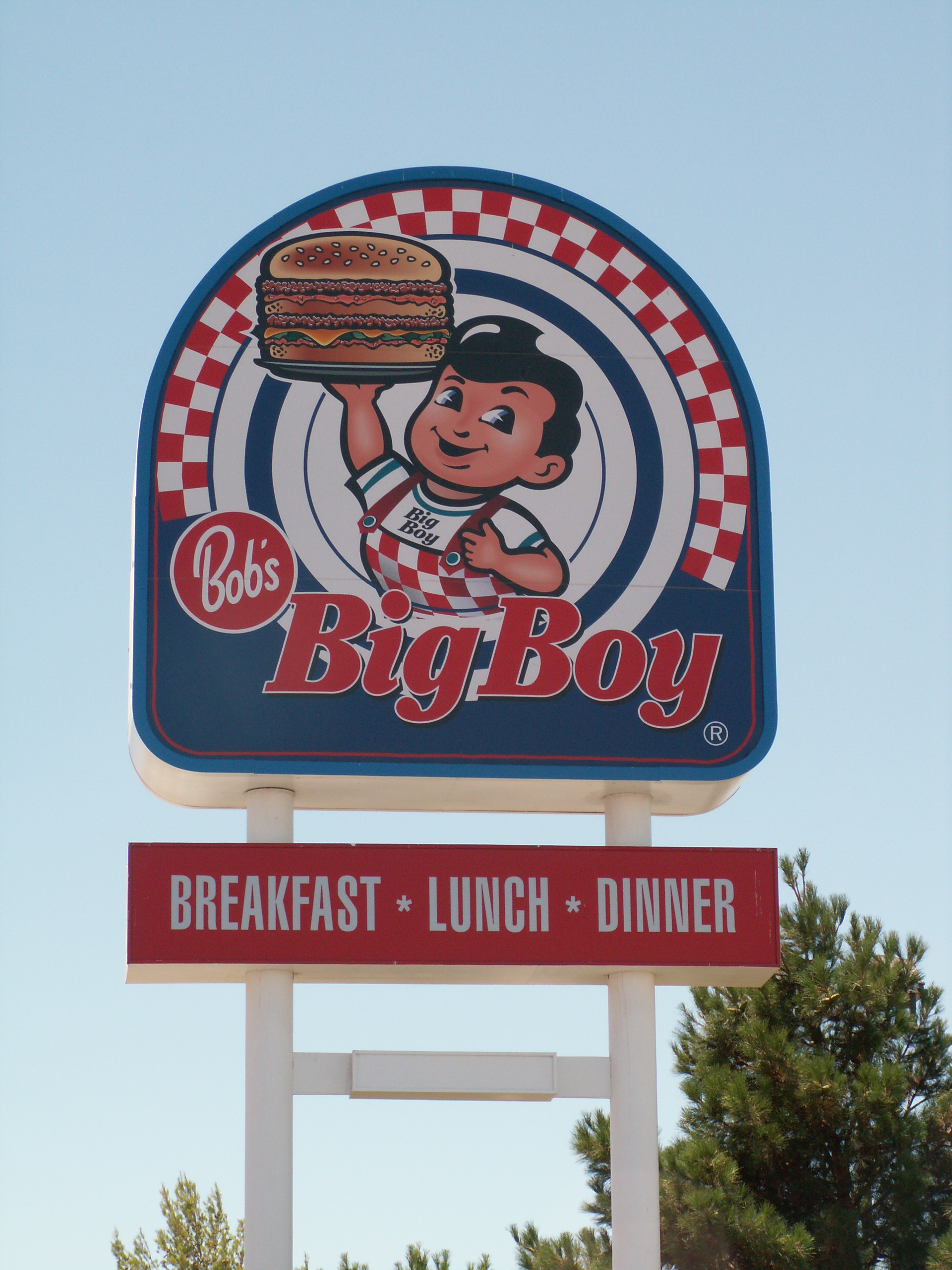 Bobs big boy sign hot girls wallpaper for Big bob s carpet