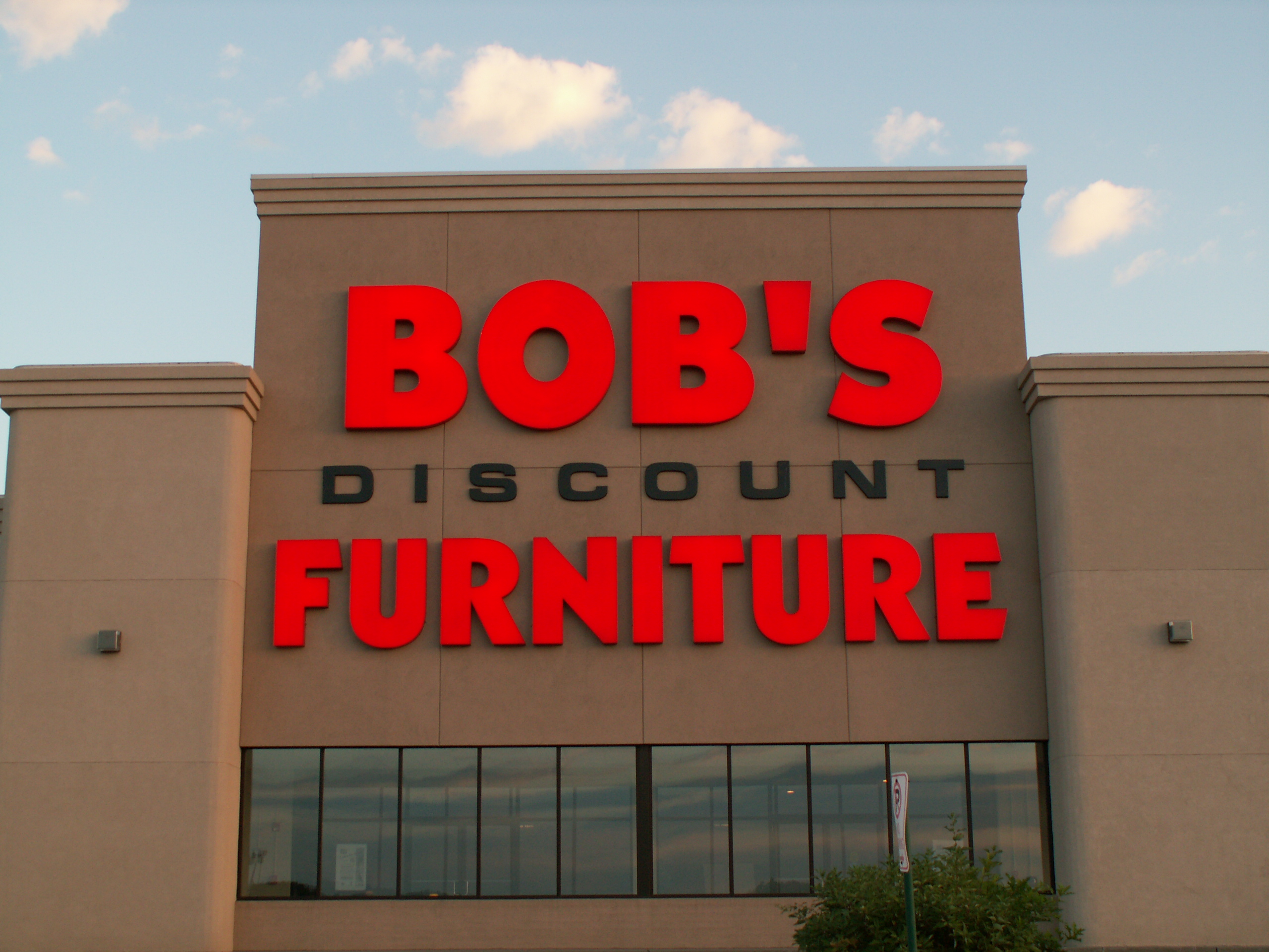 Bobs discount furniture stores